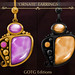 -Labyrinth- 'Ornate' Earrings GOTG Advert @ GG