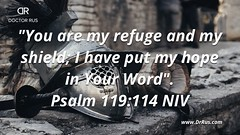 My Refuge and Shield