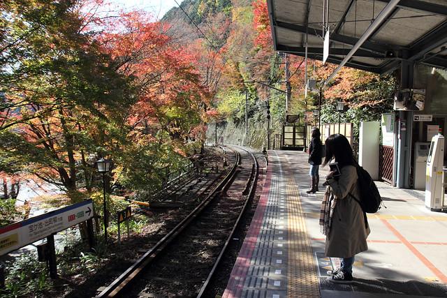 Eizan Railway, Kyoto