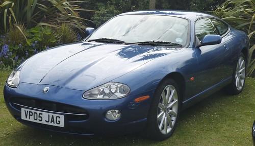 VP05 JAG Jaguar XK (4.2 litre) on 'Dennis Basford's railsroadsrunways.blogspot.co.uk'