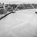 Millennium Bridge, Newcastle upon Tyne. . .