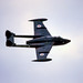 DH.112 Venom FB50 G-GONE North Weald 13-5-89