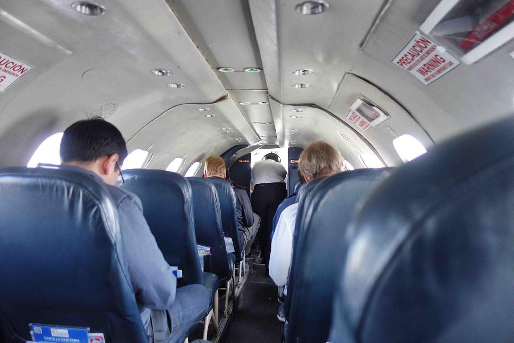 Vol pour Sucre - Plane