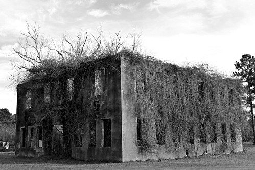 ruins school schoolhouse