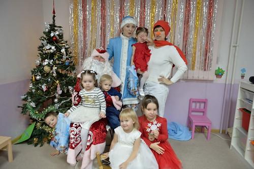 Новогоднее Чудо 2018 Нахимово