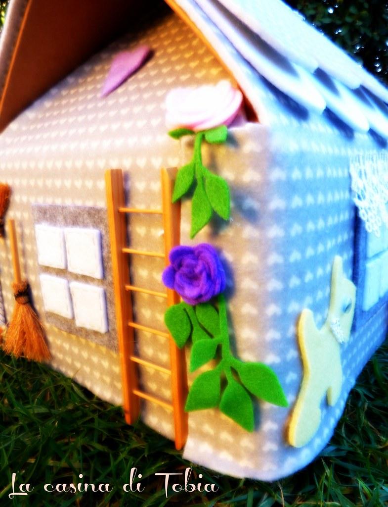 casetta porta dolci
