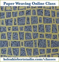 Paper Weaving Online Class 1