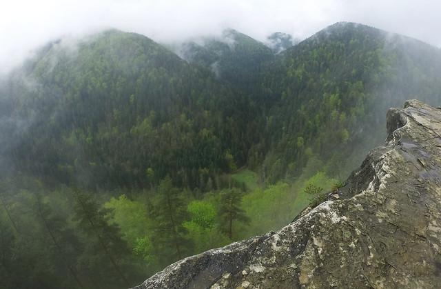 Tomášovský viewpoint, Slovak Paradise National Park
