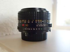 MINOLTA MD 50mm 1.4