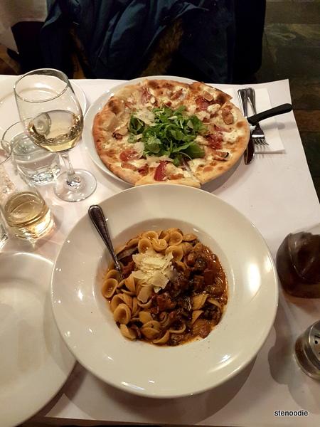 Il Fornello Italian food