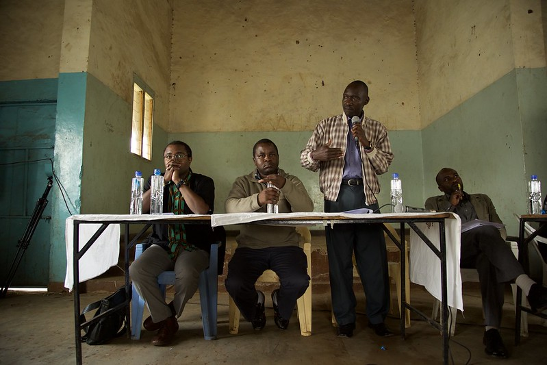 Korogocho Feb 2014 - Forum on Accountability and Justice