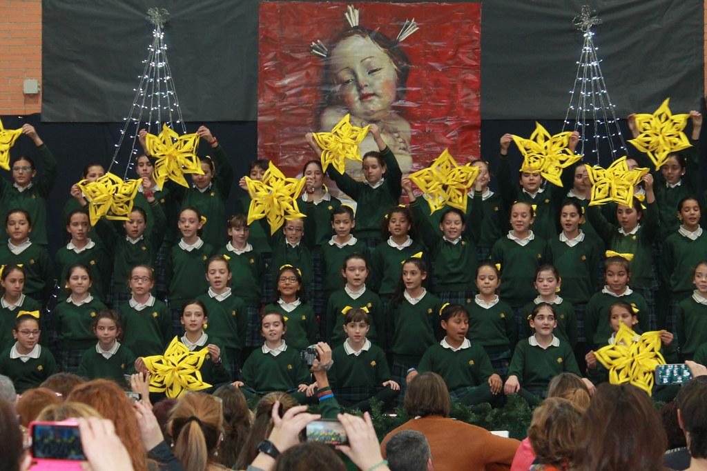 Festival Navidad de Primaria