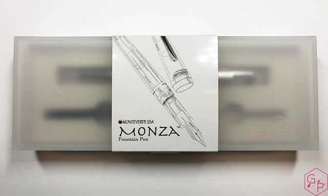 Review @MonteverdePens Monza Fountain Pen @GoldspotPens 4