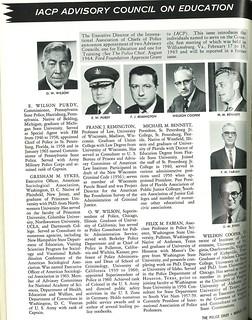 1965-IACP Advisory Council_Education