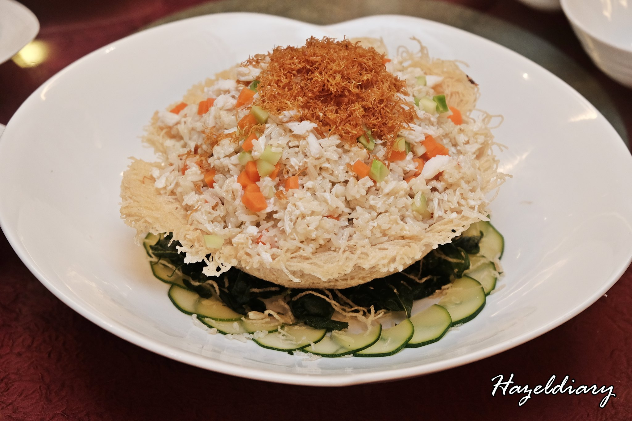 Park Hotel Clark Quay - Chinese New Year 2018-Fried Rice