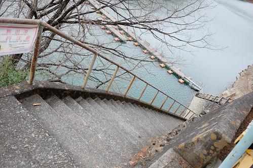 Lake Okutama Ogouchi dam reservoir 18
