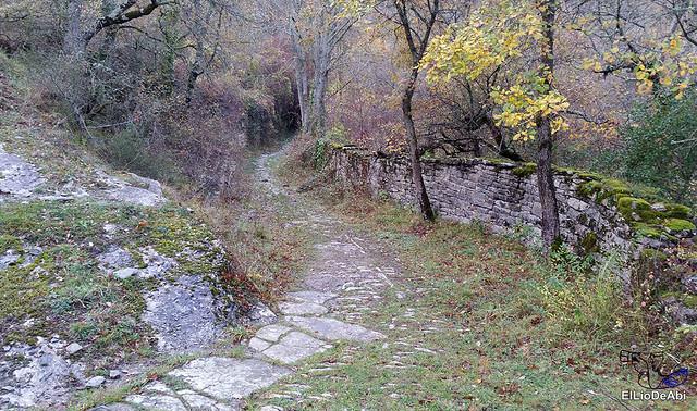 Camino Real de las Enderrozas y cascada de Irús (5)