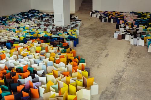 Paper City, Jacqueline Poncelet. Photo © James Mulkeen.