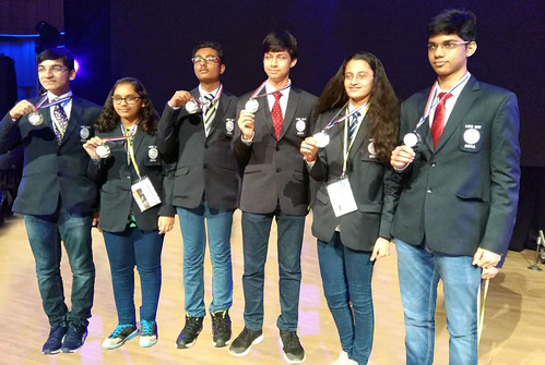 IJSO 2017: 4 Gold, 2 Silver Medals bagged by Students from ALLEN