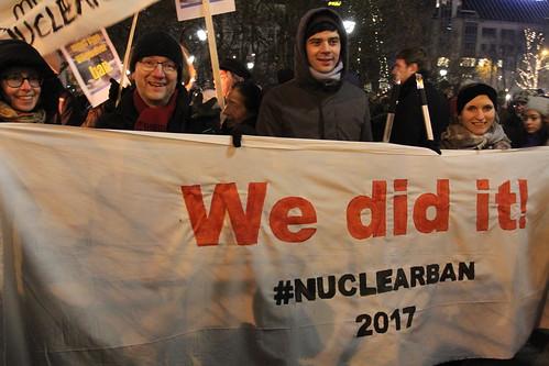 Friedensnobelpreis an ICAN
