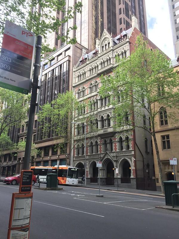 Safety Deposit Building, Melbourne