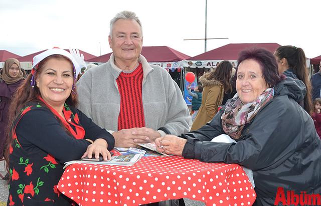 Ayşe Ardal, Alf Dengler, Renate Fries