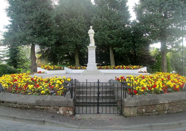 Lochmaben War Memorial