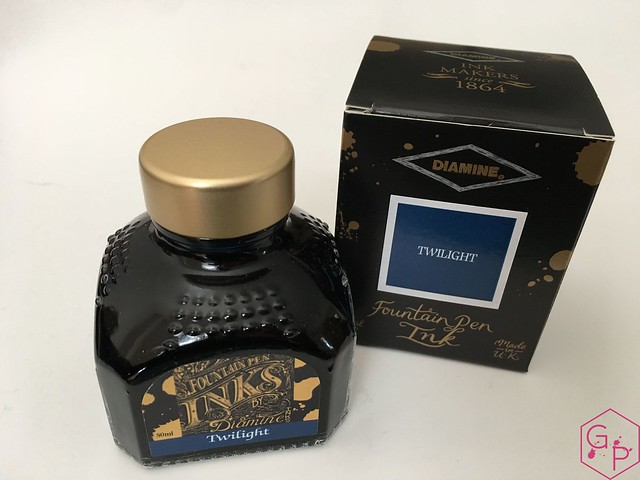 Ink Shot Review Diamine Twilight @BureauDirect 1