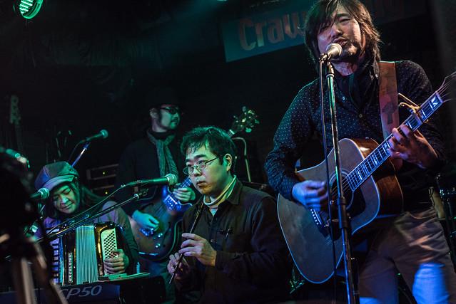 鱗雲 live at Crawdaddy Club, Tokyo, 30 Dec 2017 -00038