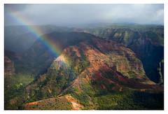 Waimea Canyon, Kaua'i, Hawai'i