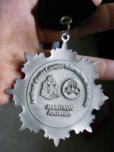 KL Marathon Finisher
