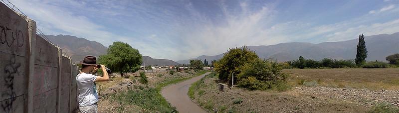 Parque Borde Estero San Felipe - Barrio Las Acacias – San Felipe