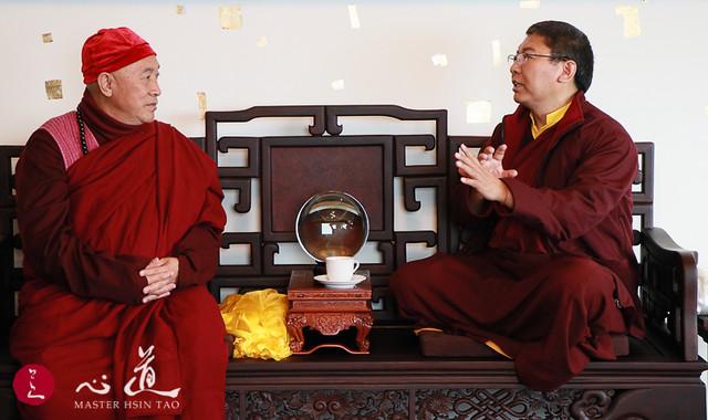 20171225-26措尼仁波切教導大圓滿法