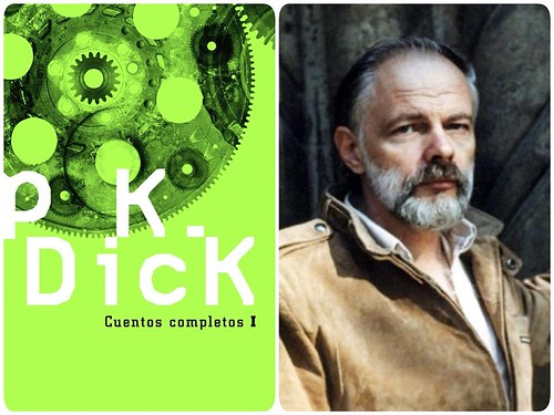 """CUENTOS COMPLETOS 1"" de Philip K. Dick"