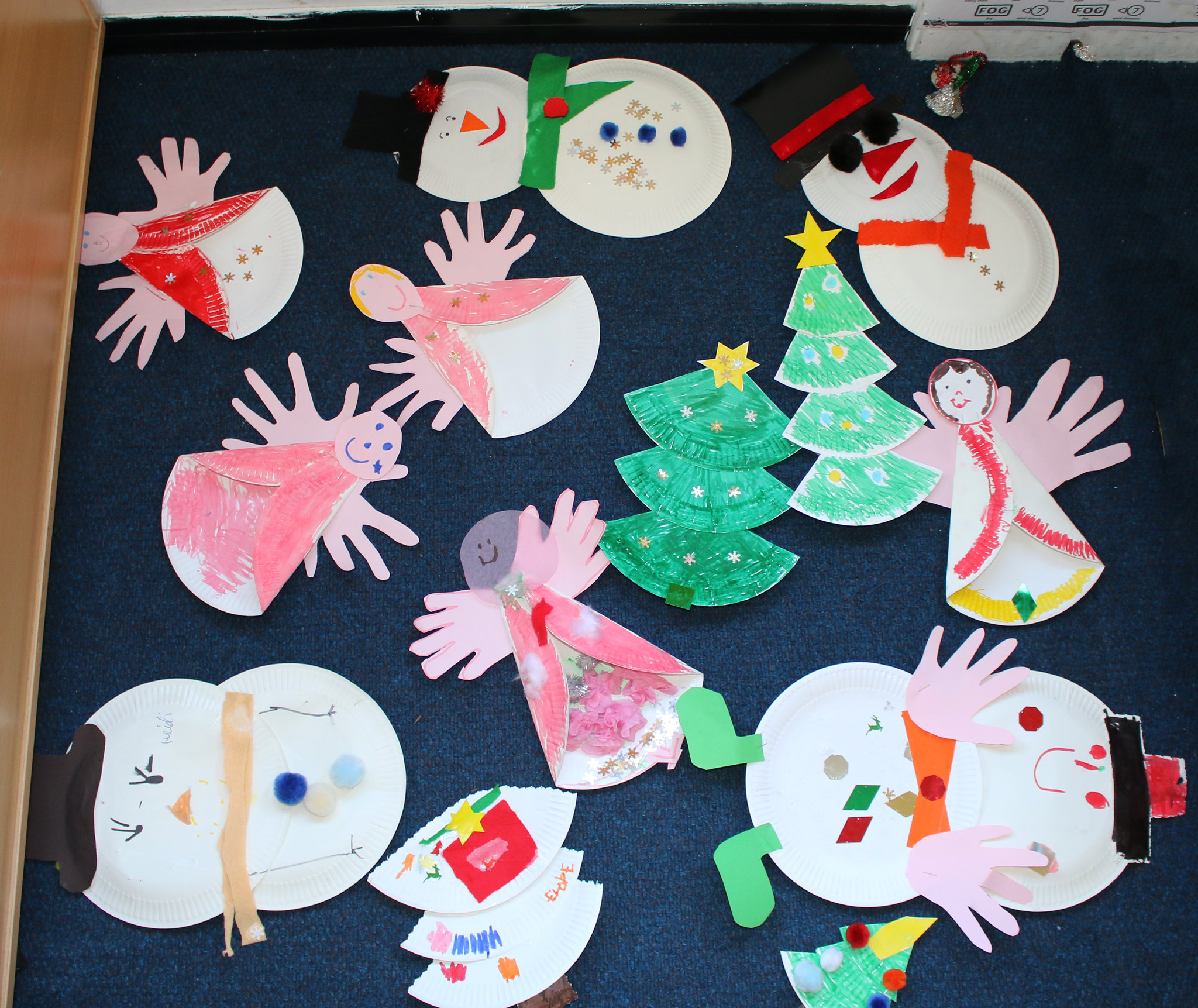 Pre Prep Christmas Crafts Afternoon