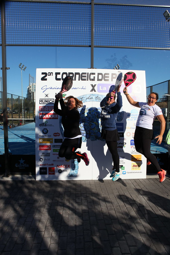 2on Torneig de Padel x La Marató de TV3