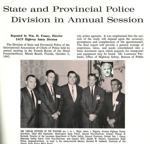 1965-Officers State and Provincial Police Division