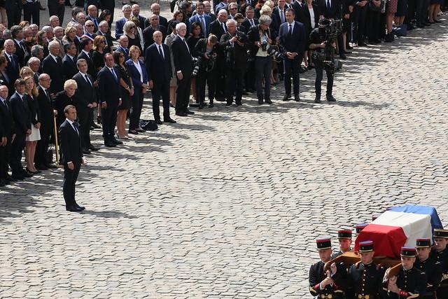2017-07-05 Paris, Invalides, Cérémonie d'hommage national à Simone VEIL
