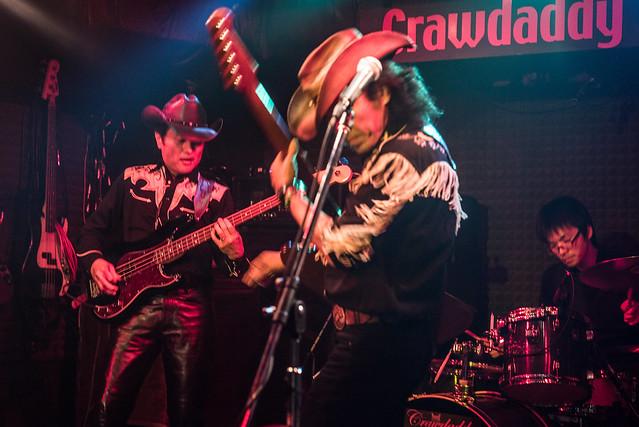 鈴木Johnny隆バンド live at Crawdaddy Club, Tokyo, 30 Dec 2017 -00228