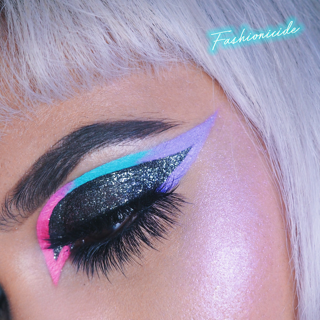 Lime Crime Velvetine Flamingo Ombre Graphic Liner