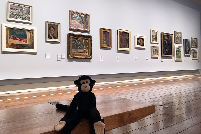 Tasmanian art gallery