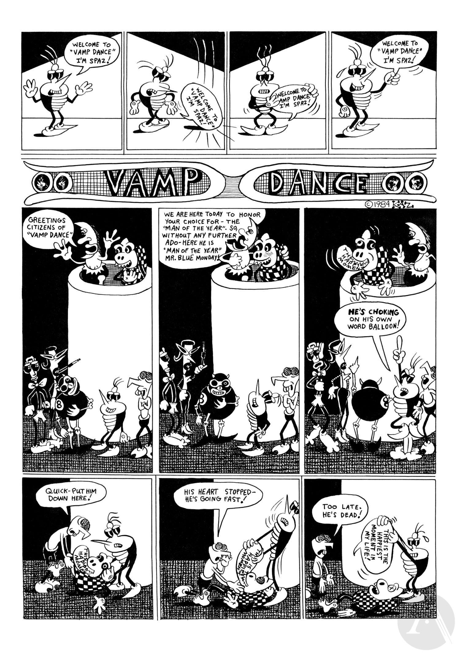Dope Comix #5 - Страница 15