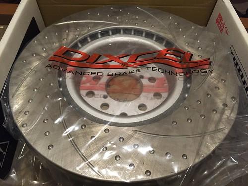 DIXCEL ブレーキディスクローター