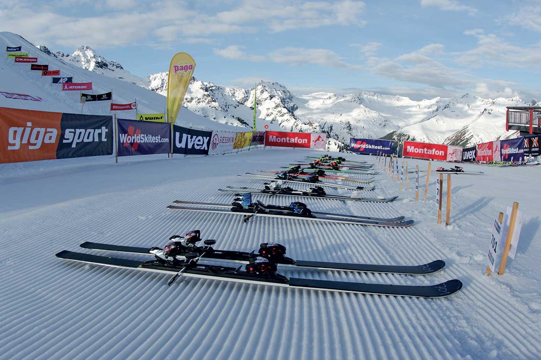 World Ski Test 2017/18 - velký test lyží