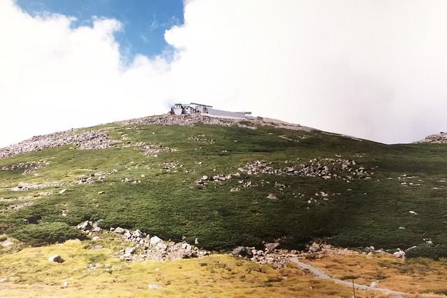 Photo:乗鞍観測所 摩利支天岳 1998/9/8 By yuki_alm_misa