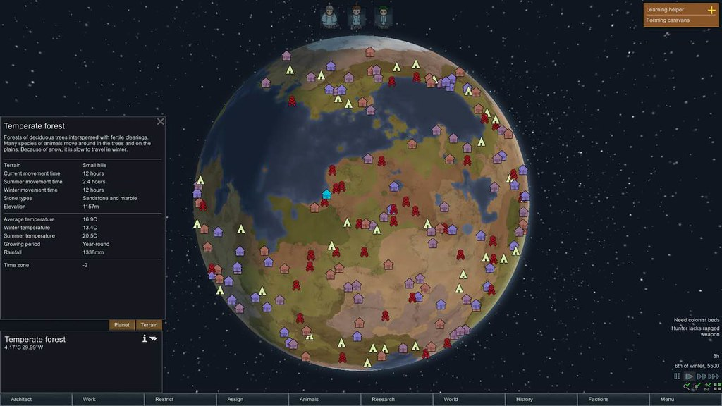 RimWorld 1 0 2282 – A sci-fi colony sim driven by an
