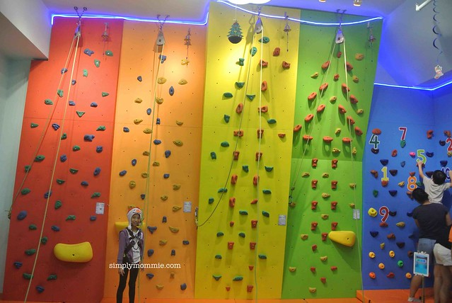 My Little Climbing Room