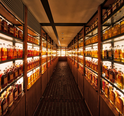 Whisky Room!