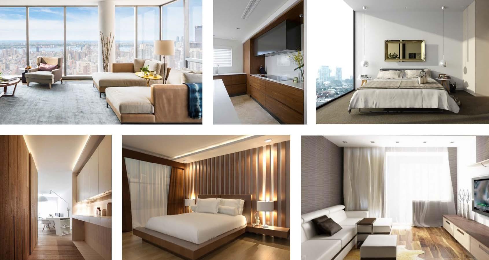 Dự án Kim Long Season Mỹ Khê - Thiết kế nội thất