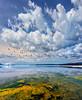 Perfect Day at Yellowstone Lake